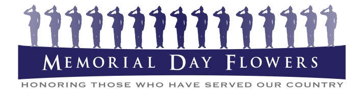 Memorial Day Flowers Foundation Logo