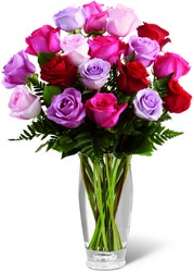 18 Colorful Roses Parkway Florist Pittsburgh_