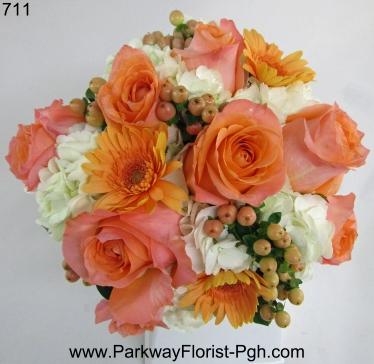 bouquets 711