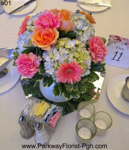 center pieces 501