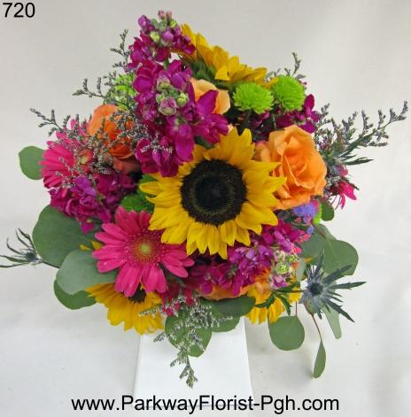 bouquets 720