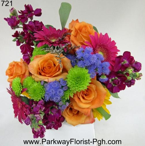 bouquets 721