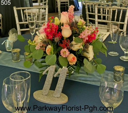 center pieces 505 B