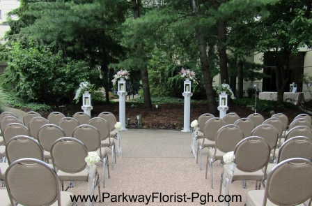 PAM Garden Ceremony With Lanterns 2
