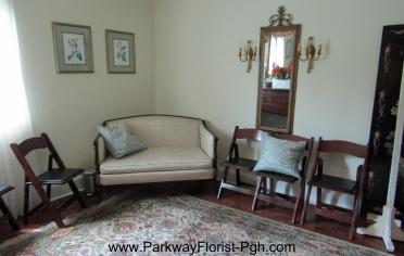 Pittsburgh Botanic Garden Bridal Suite 1