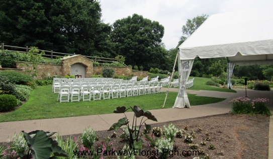 Pittsburgh Botanic Garden Ceremony & Recaption.JPG