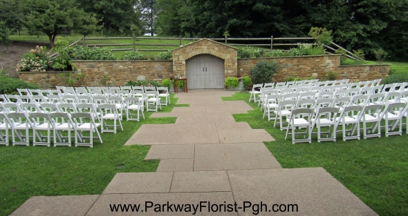 Pittsburgh Botanic Garden Ceremony