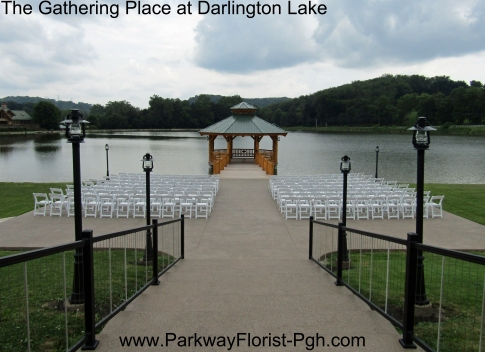 The Gathering Place at Darlington Lake Ceremony