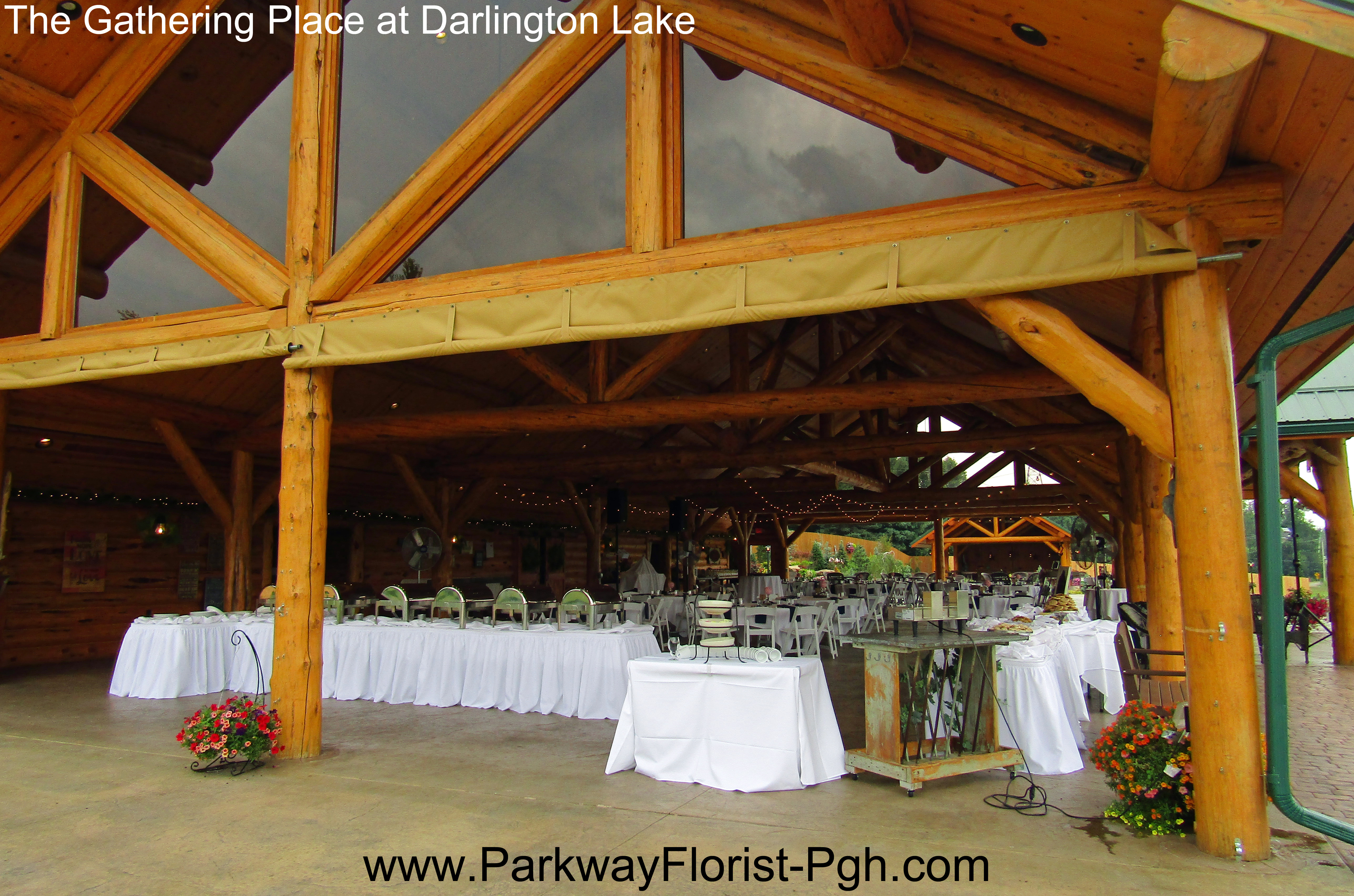 The Gathering Place at Darlington Lake Reception Space