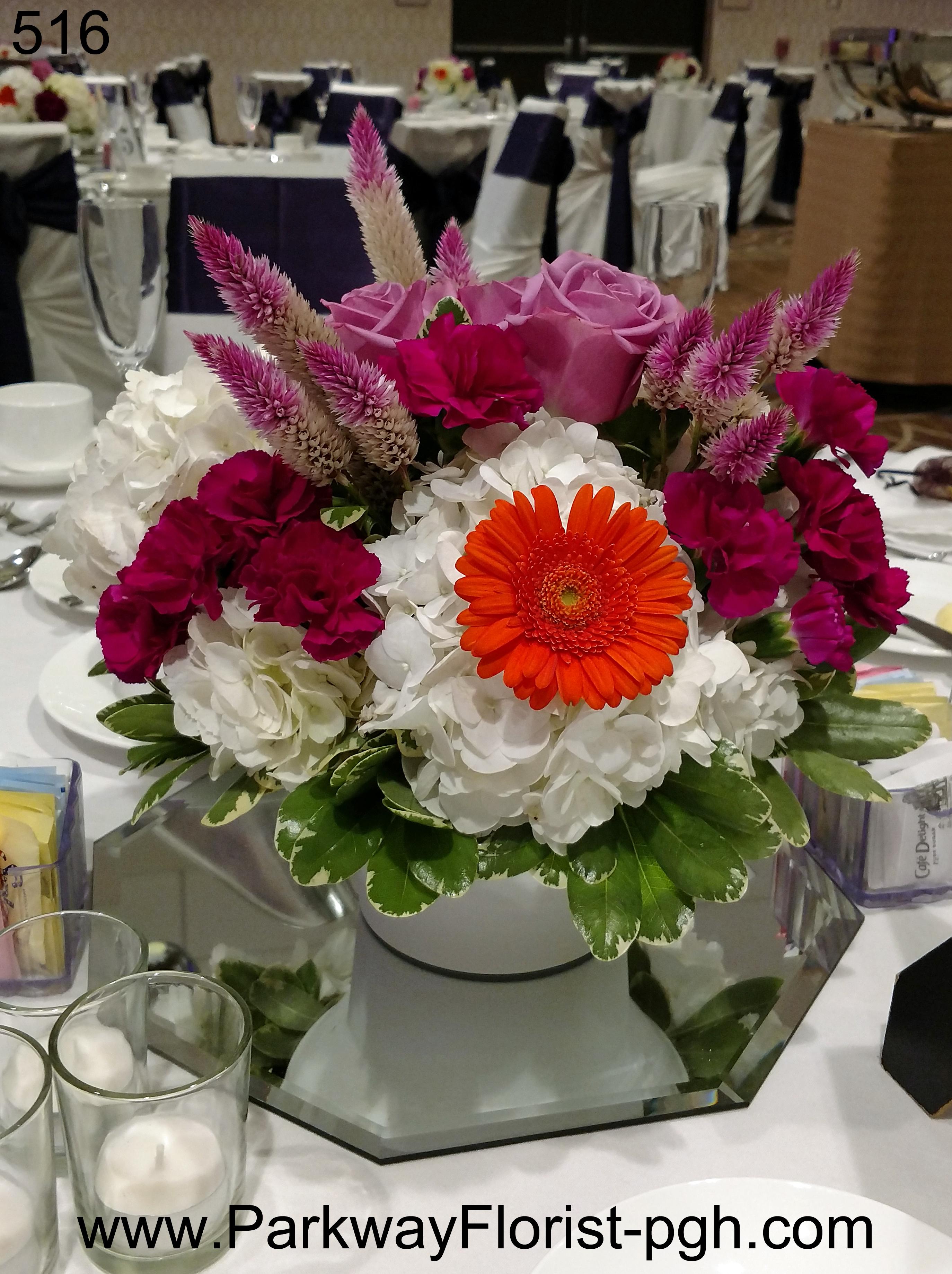 purple wedding flowers | Parkway Florist Pittsburgh Blog