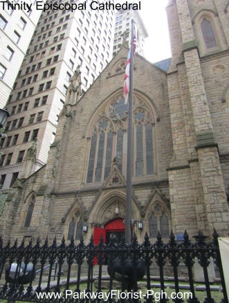 Trinity Episcopal Cathedral Exterior 2