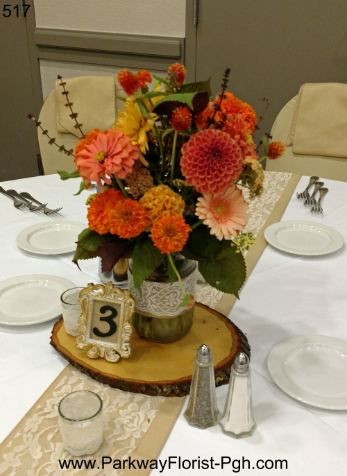 center pieces 517B