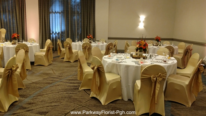 PAM 3 rivers ballroom
