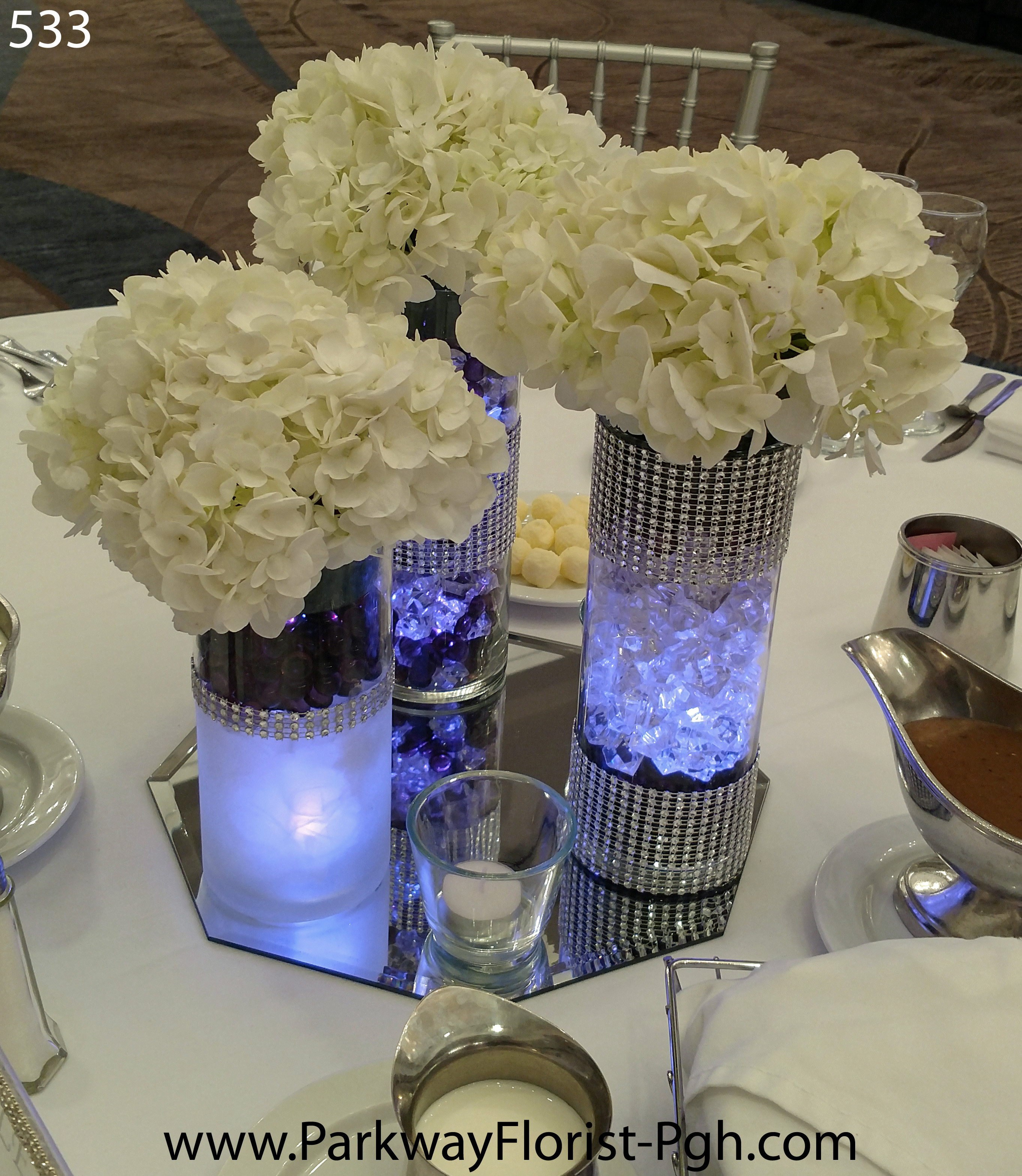 center pieces 533