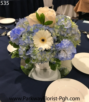 center pieces 535