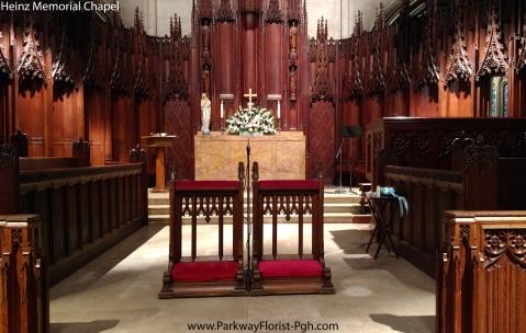 Heinz Memorial Chapel Ceremony 2017-11-18