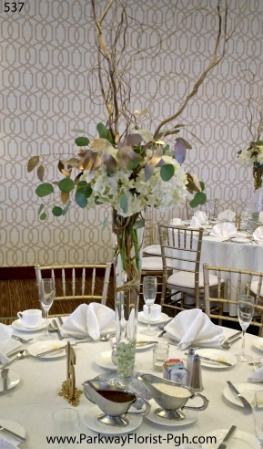 center pieces 537