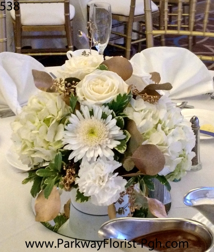 center pieces 538