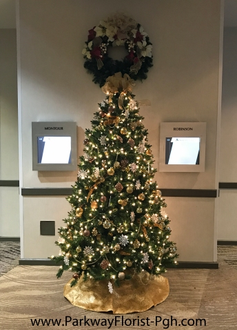 Marriott Robinson Montour Tree