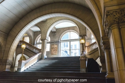Allegheny County Courthouse Grand Staircase