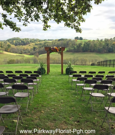 Lewis Family Farm Ceremony