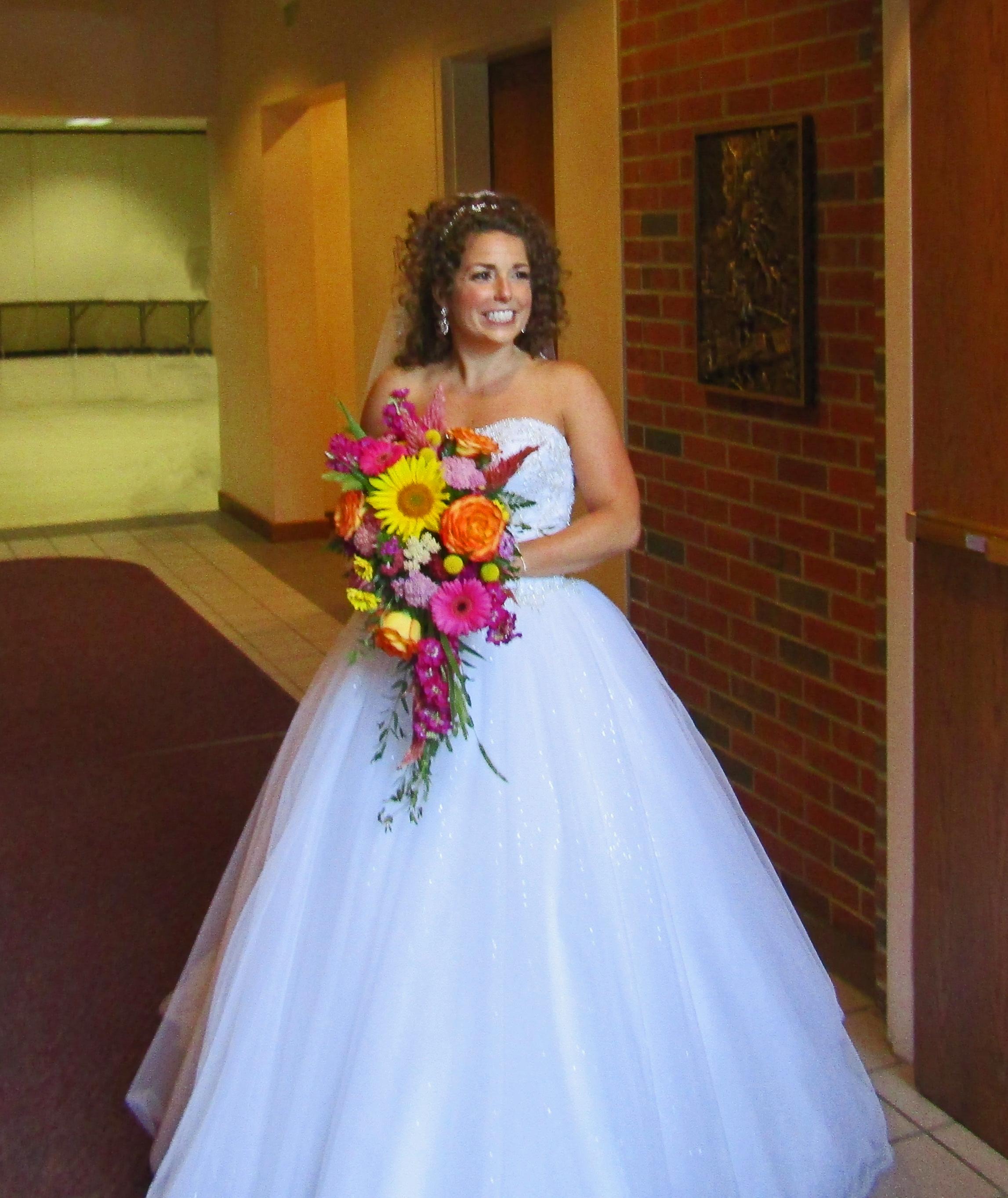 bouquets 843 bride 1
