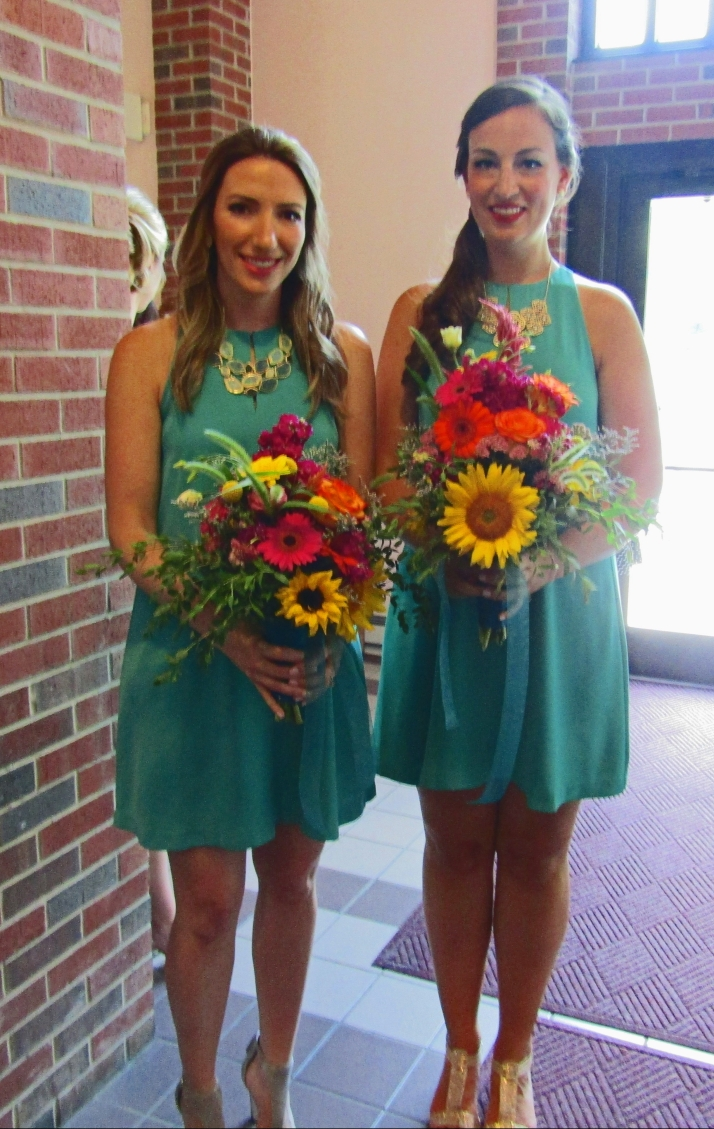 bouquets 844 bridesmaids