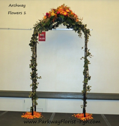 Archway Flowers 1