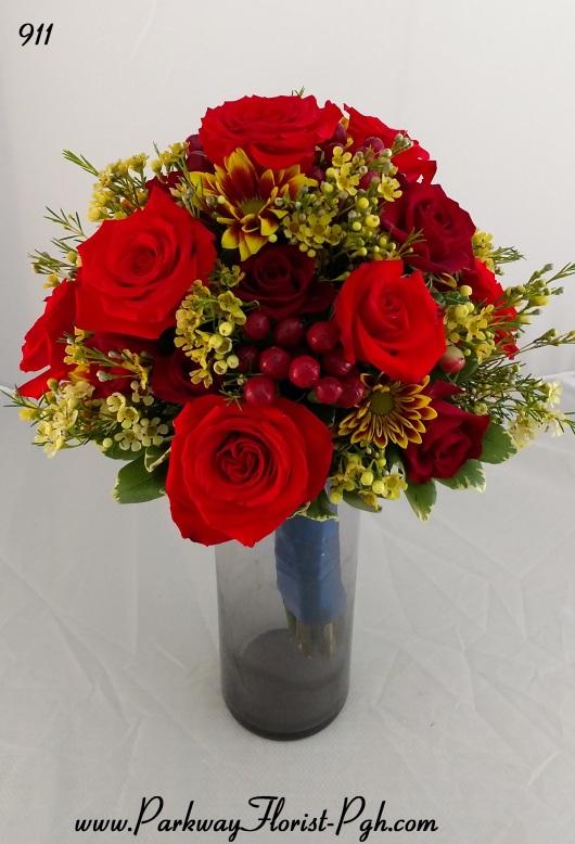 bouquets 911