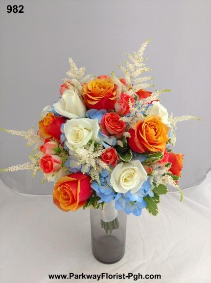 bouquets 982