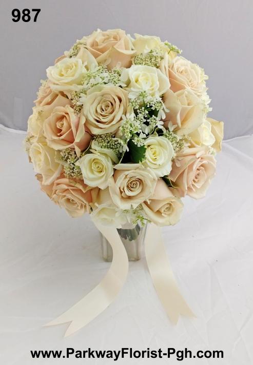 bouquets 987
